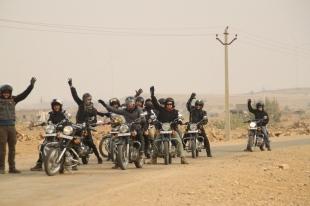 India en moto, Viajar India