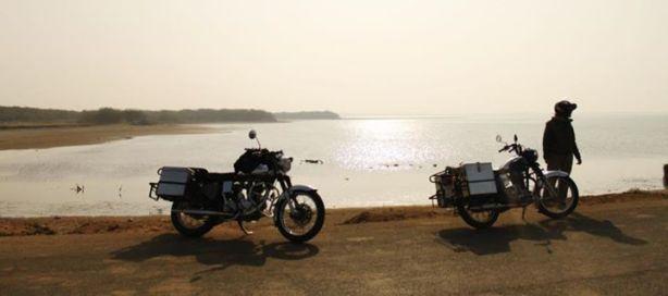 India en moto 4