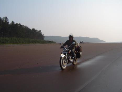 India enIndia en moto, Viajar India moto