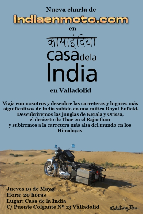 Charla Valladolid